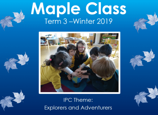 Maple Class at Forest International School Paris